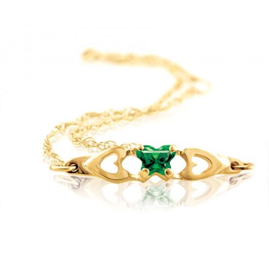Bracelet en or Bfly
